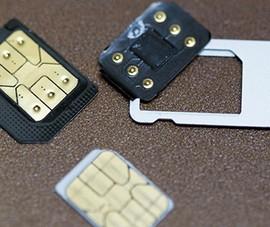 SIM ghép 'thần thánh' biến iPhone lock thành quốc tế
