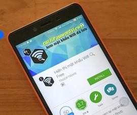 3 ứng dụng dò mật khẩu WiFi trong nháy mắt