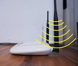 4 cách tăng tốc độ WiFi