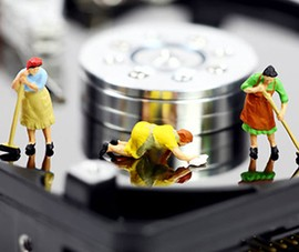 2 cách tăng dung lượng cho ổ cứng