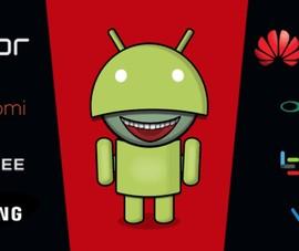 Gần 5 triệu smartphone TQ bị cài sẵn phần mềm độc hại