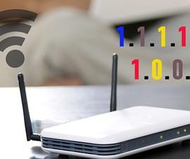 Cách đổi Cloudfare DNS để truy cập Internet nhanh hơn