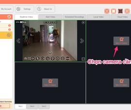 Biến smartphone cũ thành camera giám sát chống trộm
