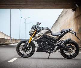 4 mẫu mô tô nakedbike 150 cc dễ luồn lách trong nội thành