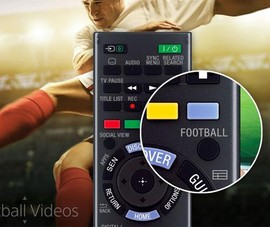 Cách chuyển tivi sang chế độ thể thao để xem World Cup mượt mà