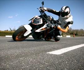 Công nghệ mới giúp tránh va chạm khi đi mô tô