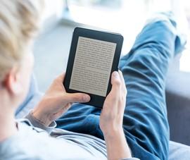 Máy đọc sách Amazon có thực sự tốt cho mắt?