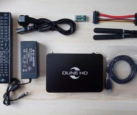Thế hệ mới Dune HD Pro 4K về Việt Nam