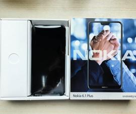 Đánh giá nhanh Nokia 6.1 Plus