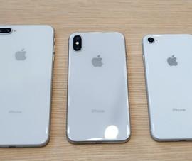Apple sửa chữa miễn phí khi iPhone 8 bị lỗi
