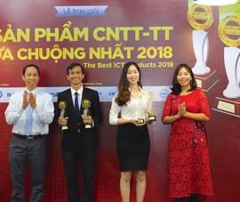 Loạt sản phẩm CNTT-TT được ưa chuộng nhất 2018