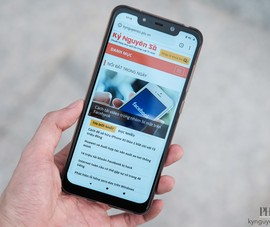 Xiaomi Pocophone F1: Bá chủ trong phân khúc 7 triệu đồng