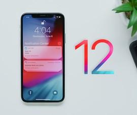 Cập nhật ngay iOS 12.1 để tránh bị hack