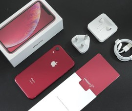 Trên tay iPhone XR tại Việt Nam với giá 20,9 triệu đồng
