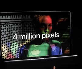 Apple ra mắt MacBook Air đời mới với màn hình Retina, Touch ID