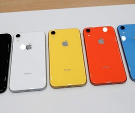 Vì sao iPhone XR bị ế tại Trung Quốc?