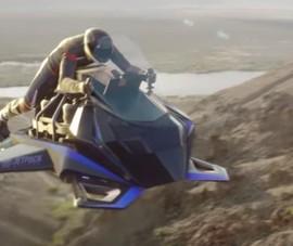 Chiêm ngưỡng mẫu motor bay Speeder độc đáo