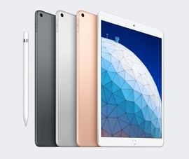 4 sản phẩm mới của Apple đã chính thức có mặt tại Việt Nam