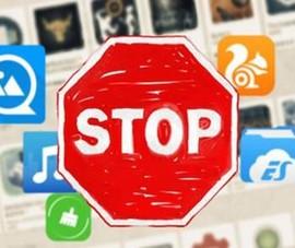 Cách gỡ bỏ phần mềm độc hại trên điện thoại