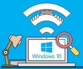 Cách sửa lỗi không thể kết nối WiFi trên Windows 10