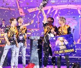FFQ vô địch giải đấu game PUBG mobile Vietnam 2019