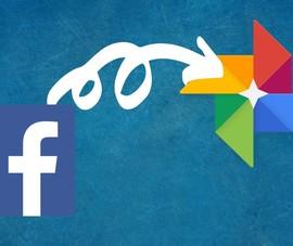 Cách chuyển hình ảnh trên Facebook sang Google Photos