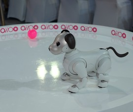 Nhiều công nghệ hướng đến tương lai xuất hiện tại Sony Show