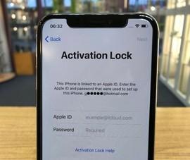 Nhiều người dùng iPhone bất ngờ bị khóa iCloud