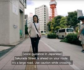 Kích hoạt tính năng dẫn đường bằng giọng nói cho người đi bộ