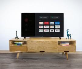 Có gì đặc biệt trên 5 mẫu TV thông minh đầu tiên của Vsmart?