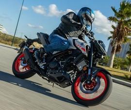 Đánh giá Yamaha MT-03 2020, đối thủ nặng kí của Kawasaki Z300