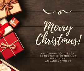 2 cách làm thiệp Giáng sinh trực tuyến trong nháy mắt