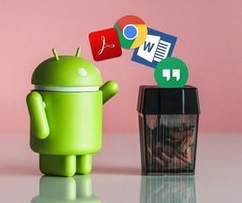 Cách xóa nhiều ứng dụng cùng lúc trên điện thoại