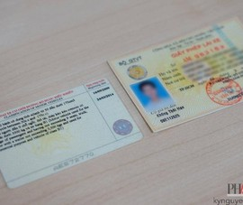 Cách kiểm tra giấy phép lái xe là thật hay giả bằng điện thoại