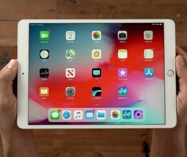 Apple sẽ sửa chữa miễn phí nếu iPad gặp sự cố màn hình