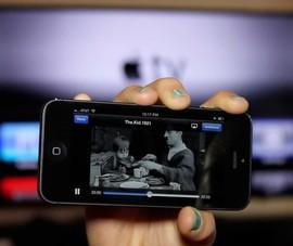 3 cách đưa nội dung của iPhone lên màn hình tivi