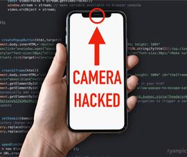 3 lỗ hổng cho phép tin tặc lén sử dụng camera iPhone
