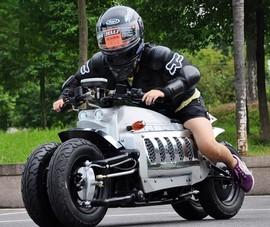 Siêu mô tô Dodge Tomahawk mini giá chỉ 16,5 triệu đồng