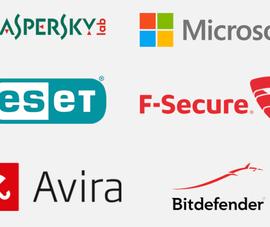 28 phần mềm chống virus dính lỗ hổng nghiêm trọng