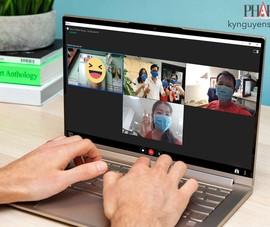 Cách sử dụng phần mềm họp video 'Made in Vietnam'