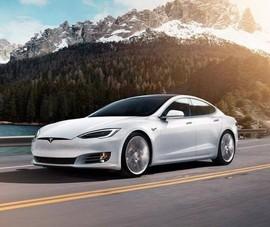 Lộ diện mẫu xe điện đầu tiên có khả năng di chuyển hơn 640 km