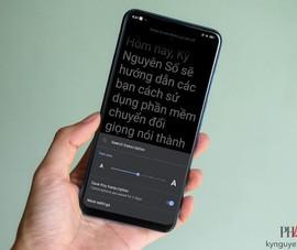 Ứng dụng giúp biến file ghi âm tiếng Việt thành văn bản
