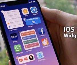 Cách sử dụng tính năng widget mới trên iOS 14