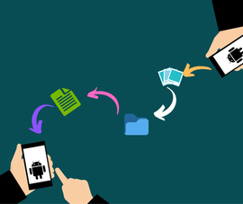 Cách bật tính năng chia sẻ dữ liệu siêu nhanh trên điện thoại