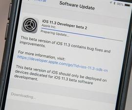 Cách sửa lỗi iPhone bị mắc kẹt ở màn hình cập nhật iOS