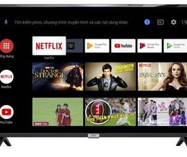 3 mẫu tivi thông minh 43 inch giá rẻ dưới 7 triệu đồng