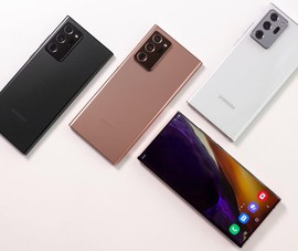 Các sản phẩm gây ấn tượng mạnh tại Samsung Unpacked 2020