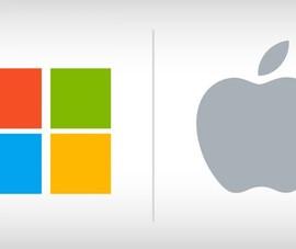 Microsoft sẽ có bao nhiêu tiền nếu giữ cổ phiếu Apple đến 2020