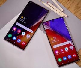 4 lỗi thường gặp trên Samsung Galaxy Note 20 và cách khắc phục