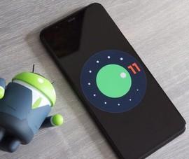 Danh sách các mẫu điện thoại được cập nhật Android 11